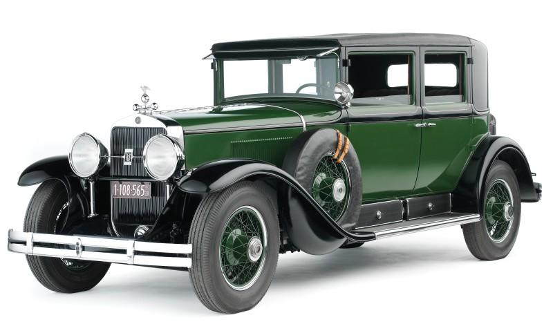 historia auta